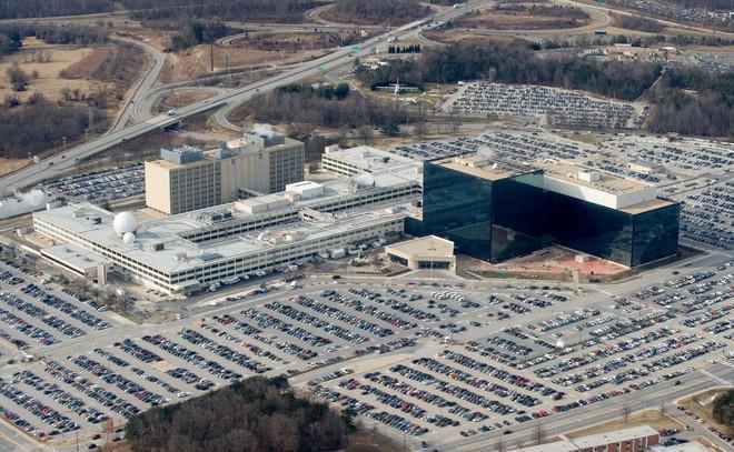 Trụ sở của NSA tại Maryland.