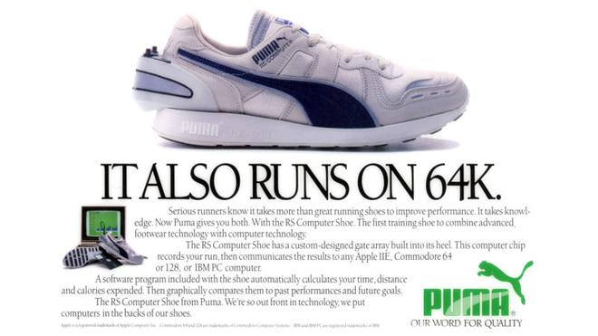 Bạn nghĩ giày thông minh kết nối với điện thoại, máy tính gần đây mới xuất hiện? Đôi smartShoe này có khi còn nhiều tuổi hơn bạn đấy! - Ảnh 1.