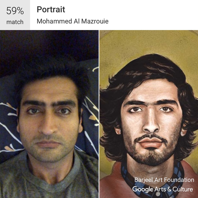 Ứng dụng này cho phép bạn tìm thấy bản sao của chính mình trong các tác phẩm nghệ thuật nổi tiếng - Ảnh 2.
