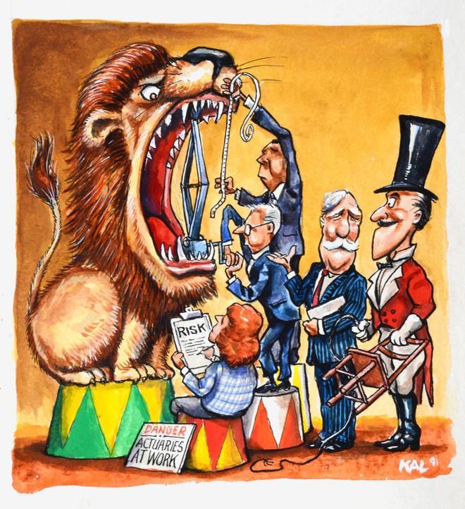 Công việc thuần hóa sư tử trong rạp xiếc được thực hiện như thế nào? - Ảnh 4.
