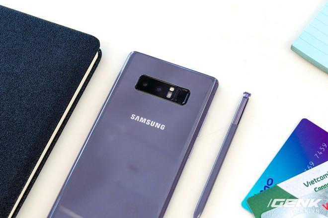 Galaxy Note8 tím khói chuẩn bị được bán ra tại Việt Nam