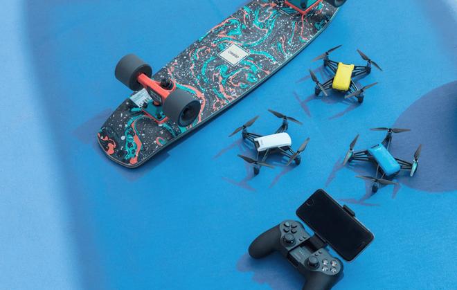[CES 2018] Chiếc drone nhỏ xinh giá 100 USD này được trang bị những công nghệ tân tiến nhất của Intel và DJI - Ảnh 2.
