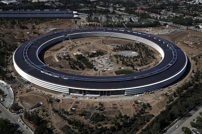 Apple Park (Nguồn: Getty Images).