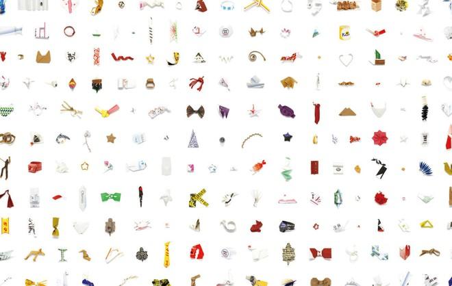 Anh bồi bàn Nhật Bản mở triển lãm Origami nhờ thu nhặt 13.000 vỏ đũa dùng một lần - Ảnh 2.