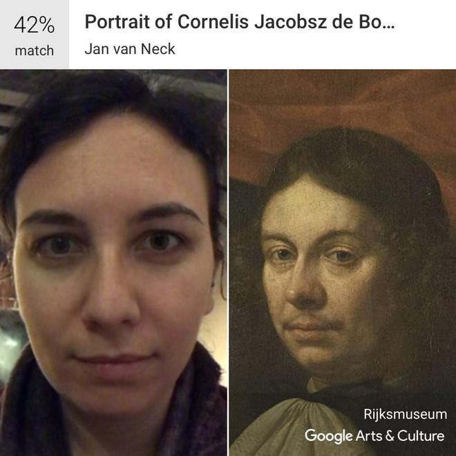 Ứng dụng này cho phép bạn tìm thấy bản sao của chính mình trong các tác phẩm nghệ thuật nổi tiếng - Ảnh 3.