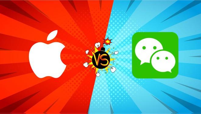 Apple bắt tay với Tencent, cho phép tính năng tặng tiền cho bạn bè, người nổi tiếng trở lại trên WeChat - Ảnh 1.