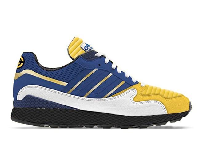 Ngất ngây trước vẻ đẹp của 8 mẫu giày trong bộ sưu tập adidas x Dragon Ball Z - Ảnh 5.