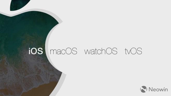 Apple vừa tung ra iOS 11.2.5, macOS 10.13.3, watchOS 4.2.2 và tvOS 11.2.5 - Ảnh 1.