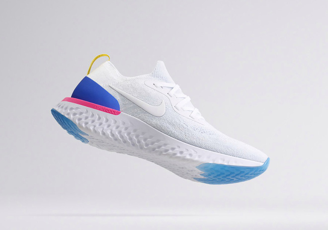Nike tiếp tục cuộc đua công nghệ bằng bộ đệm tối ưu, tích hợp trên mẫu giày chạy Epic React FlyKnit - Ảnh 7.