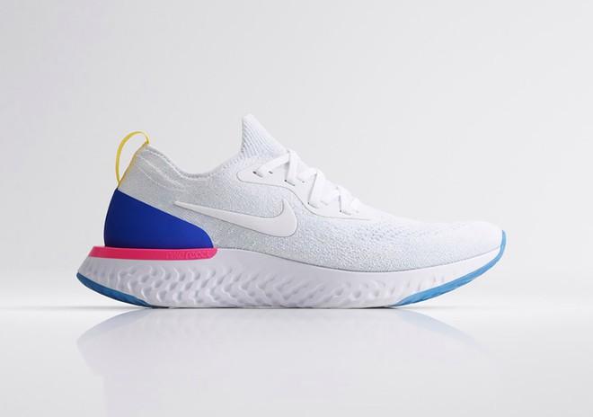 Nike tiếp tục cuộc đua công nghệ bằng bộ đệm tối ưu, tích hợp trên mẫu giày chạy Epic React FlyKnit - Ảnh 8.