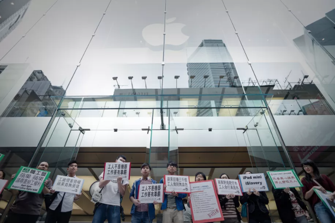 Toàn cảnh điều kiện làm việc khắc nghiệt của công nhân tại nhà máy của Apple: môi trường làm việc nghèo nàn, tràn ngập hoá chất độc hại - Ảnh 1.
