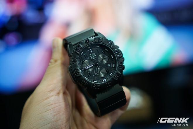 Sgnl có thể gắn thêm mặt đồng hồ để xem giờ