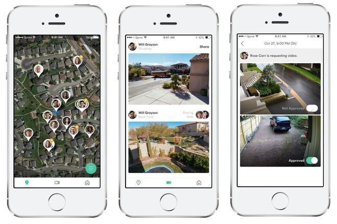 [CES 2018] Ứng dụng này sẽ cho phép bạn xem camera giám sát của nhà hàng xóm - Ảnh 1.