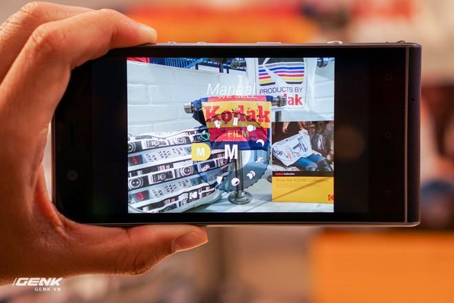 Ngỡ ngàng trước gian hàng thập cẩm của hãng công nghệ Kodak tại CES 2018 - Ảnh 3.