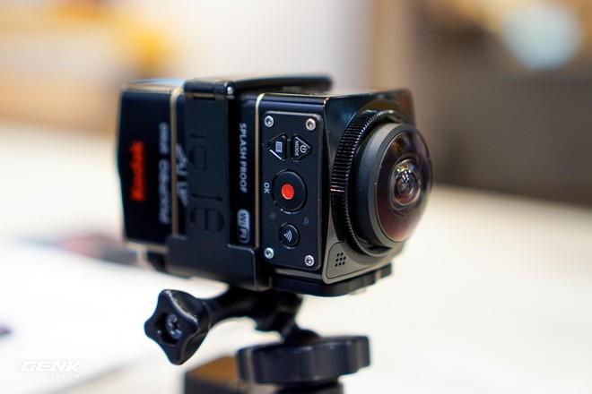 Ngỡ ngàng trước gian hàng thập cẩm của hãng công nghệ Kodak tại CES 2018 - Ảnh 6.