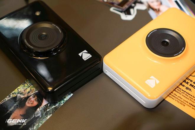 Ngỡ ngàng trước gian hàng thập cẩm của hãng công nghệ Kodak tại CES 2018 - Ảnh 2.