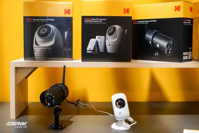 Ngỡ ngàng trước gian hàng thập cẩm của hãng công nghệ Kodak tại CES 2018 - Ảnh 10.