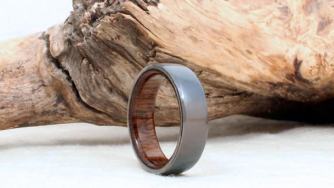 Đây là chiếc nhẫn của chúng ta