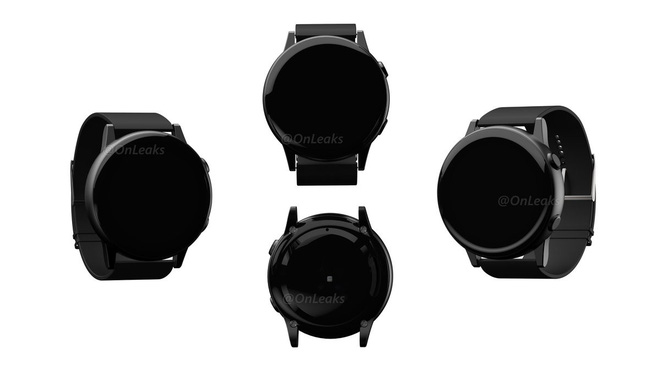 Samsung Galaxy Sport lộ diện ảnh render với viền màn hình siêu mỏng - Ảnh 1.
