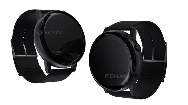Samsung Galaxy Sport lộ diện ảnh render với viền màn hình siêu mỏng - Ảnh 3.
