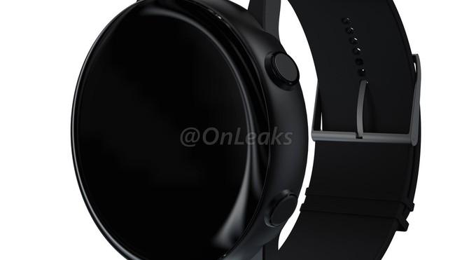 Samsung Galaxy Sport lộ diện ảnh render với viền màn hình siêu mỏng - Ảnh 4.