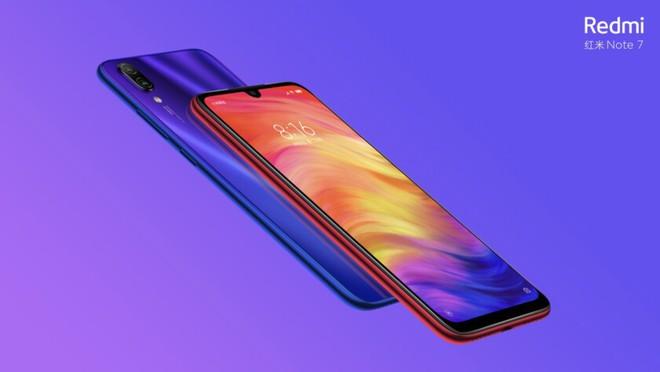 Xiaomi Redmi Note 7 chính thức ra mắt, giá chỉ 3,4 triệu cho camera 48MP, Snapdragon 660 - Ảnh 1.