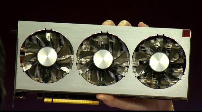 [CES 2019] AMD ra mắt Radeon VII, card đồ họa 7nm đầu tiên trên thế giới - Ảnh 2.