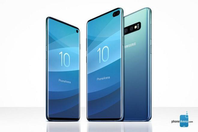 Galaxy S10 5G và Galaxy F sẽ sở hữu dung lượng pin khủng nhất dòng Galaxy của Samsung? - Ảnh 1.