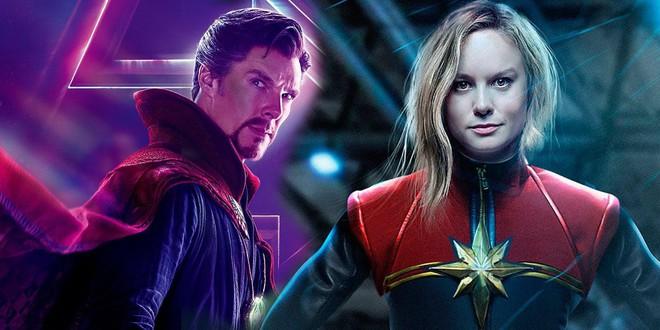 Nick Fury vạ miệng hé lộ năng lực du hành thời gian của Captain Marvel - Ảnh 1.