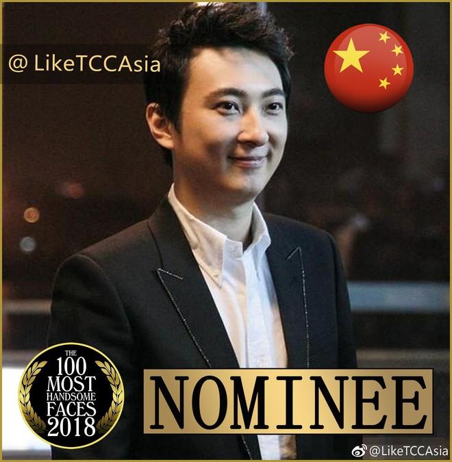Tỷ phú Vương Tư Thông lọt top 100 anh đẹp trai nhất châu Á khiến Internet Trung Quốc cãi nhau ỏm tỏi - Ảnh 2.