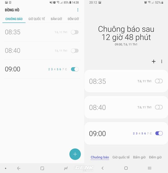 So sánh giao diện Samsung Experience (Android 8) và One UI (Android 9): Lột xác hoàn toàn! - Ảnh 15.
