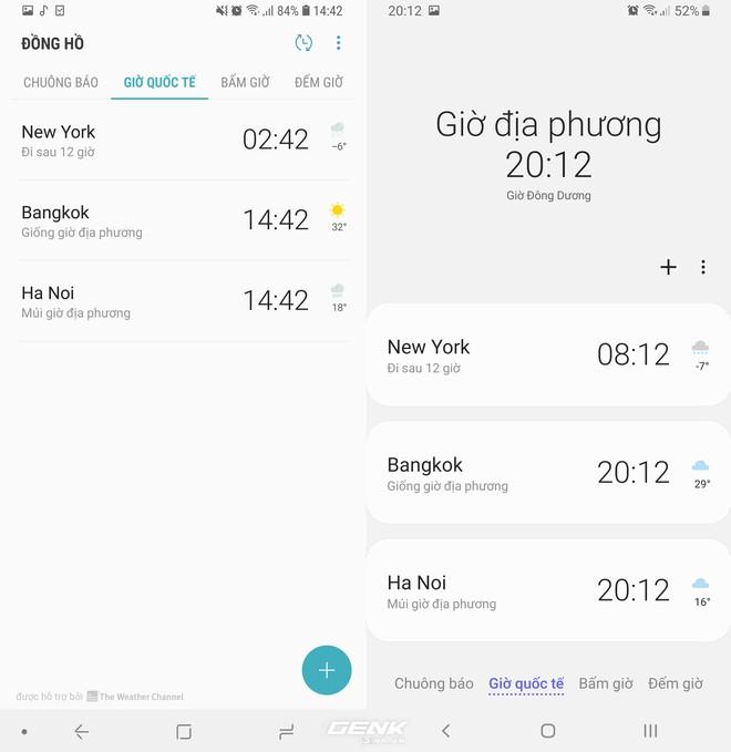 So sánh giao diện Samsung Experience (Android 8) và One UI (Android 9): Lột xác hoàn toàn! - Ảnh 16.