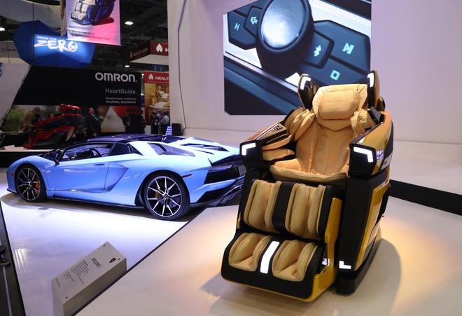 Từ robot múa cột đến ghế massage Lamborghini, đây là 29 sản phẩm cực chất tại CES 2019 - Ảnh 3.