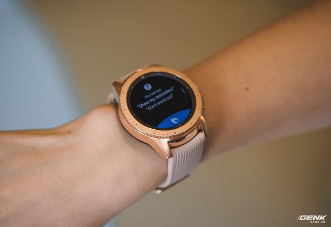 Trải nghiệm những tính năng thông minh trên Galaxy Watch: Nhiều quá dùng không xuể! - Ảnh 2.