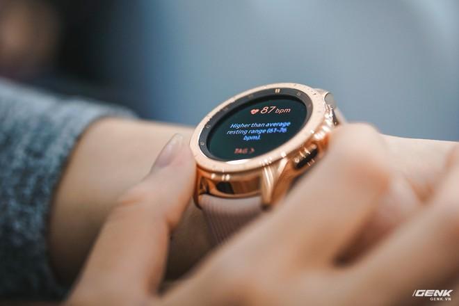 Trải nghiệm những tính năng thông minh trên Galaxy Watch: Nhiều quá dùng không xuể! - Ảnh 6.