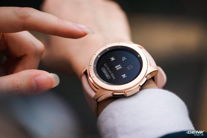 Trải nghiệm những tính năng thông minh trên Galaxy Watch: Nhiều quá dùng không xuể! - Ảnh 8.