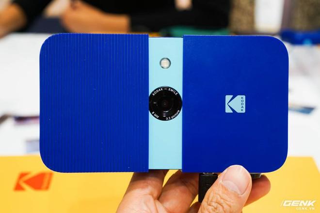 [CES 2019] Trên tay bộ đôi máy ảnh chụp lấy ngay rất teen mang thương hiệu Kodak - Ảnh 9.