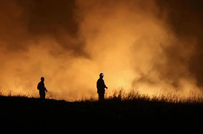 Tình bạn thử lửa: Những nhiếp ảnh gia nơi tiền tuyến địa ngục lửa - Ảnh 23.