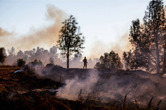 Tình bạn thử lửa: Những nhiếp ảnh gia nơi tiền tuyến địa ngục lửa - Ảnh 32.