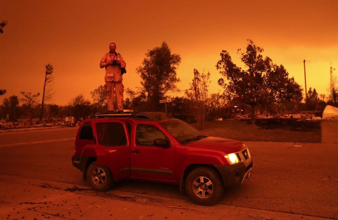 Tình bạn thử lửa: Những nhiếp ảnh gia nơi tiền tuyến địa ngục lửa - Ảnh 37.