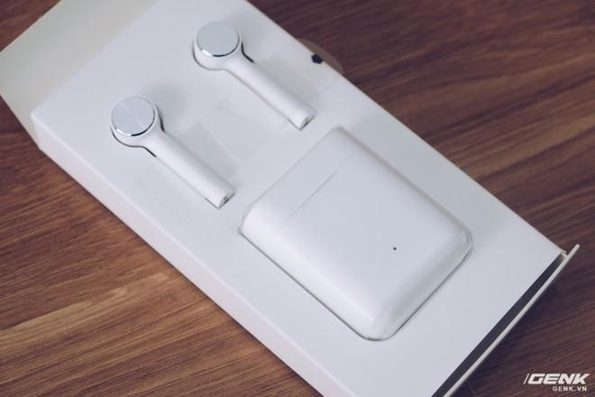 Trên tai Xiaomi AirDots Pro: Nhái AirPods nhưng có chống ồn chủ động xịn hơn cả hàng thật, giá chỉ bằng 1/3 - Ảnh 4.