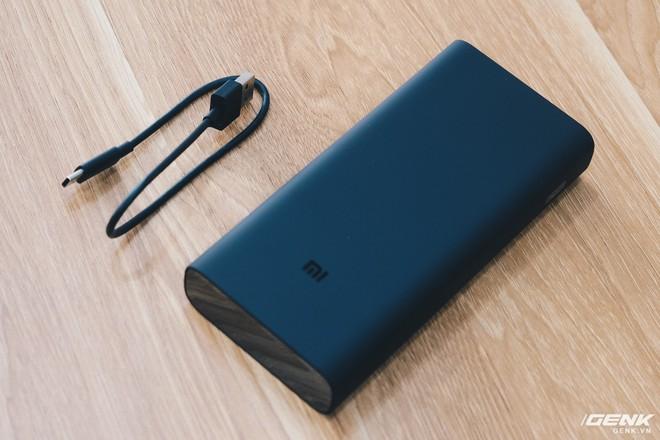 Trên tay sạc dự phòng Xiaomi Mi Power Bank 3 Pro: 20000mAh, sạc nhanh hai chiều 45W, sạc được laptop, giá 790.000 đồng - Ảnh 2.