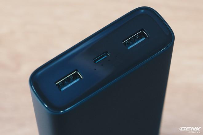 Trên tay sạc dự phòng Xiaomi Mi Power Bank 3 Pro: 20000mAh, sạc nhanh hai chiều 45W, sạc được laptop, giá 790.000 đồng - Ảnh 4.