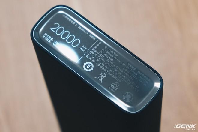 Trên tay sạc dự phòng Xiaomi Mi Power Bank 3 Pro: 20000mAh, sạc nhanh hai chiều 45W, sạc được laptop, giá 790.000 đồng - Ảnh 5.
