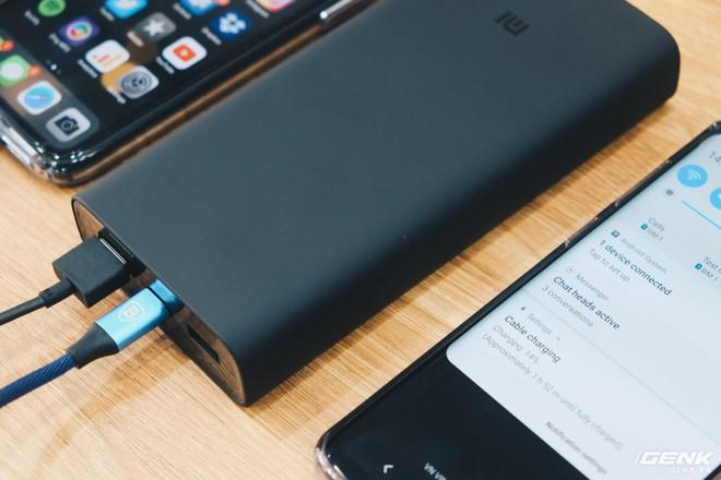 Trên tay sạc dự phòng Xiaomi Mi Power Bank 3 Pro: 20000mAh, sạc nhanh hai chiều 45W, sạc được laptop, giá 790.000 đồng - Ảnh 10.