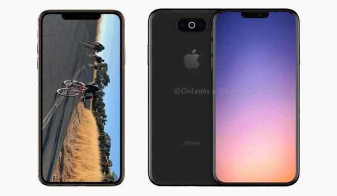 Rò rỉ thiết kế mới của iPhone 11 với 3 camera sau nằm ngang - Ảnh 4.
