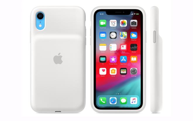 Apple trình làng case lưng gù vừa bảo vệ vừa tăng thời lượng pin cho iPhone XR, XS và XS Max - Ảnh 2.