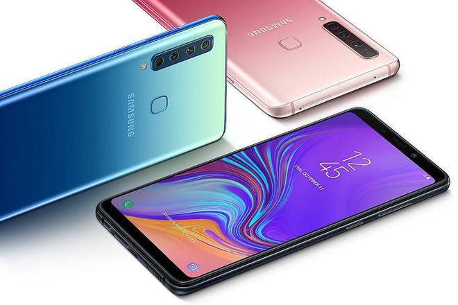 Rò rỉ thông số kỹ thuật của Samsung Galaxy A90, chiếc smartphone kế nhiệm thành công của Galaxy A9 (2018) - Ảnh 1.