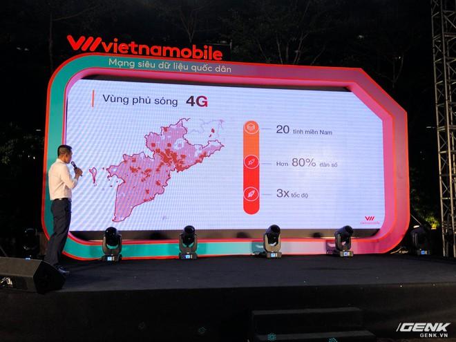 Vietnamobile tuyên bố hoàn tất 100% phủ sóng 4G ở 20 tỉnh thành miền Nam, giới thiệu gói Siêu thánh UP miễn phí 4G với 50 nghìn/tháng - Ảnh 2.