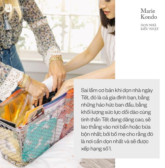 Thánh nữ dọn nhà Marie Kondo: Ngôi sao kiếm triệu đô chỉ nhờ đem đồ đi vứt - Ảnh 12.